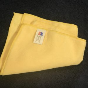 16x16 Yellow Terry MF